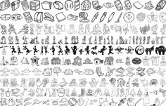 Free Vector Pack CDR File