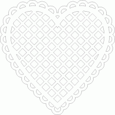 Graphique قلب CDR File