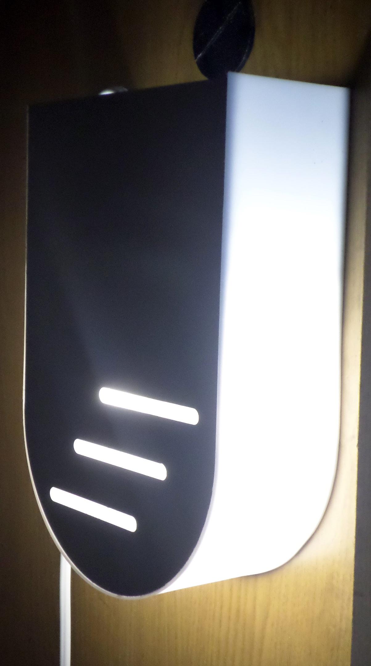 Laser Cut Wall Light Free Vector