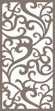 Wall Panel Pattern Vector Free Vector