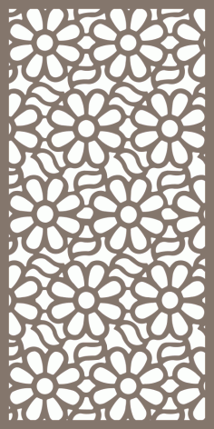 Lattice Screen Pattern Vector Free Vector