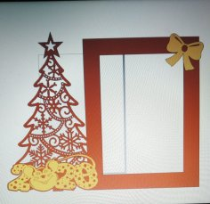 Laser Cut Photo Frame 2020 Free Vector