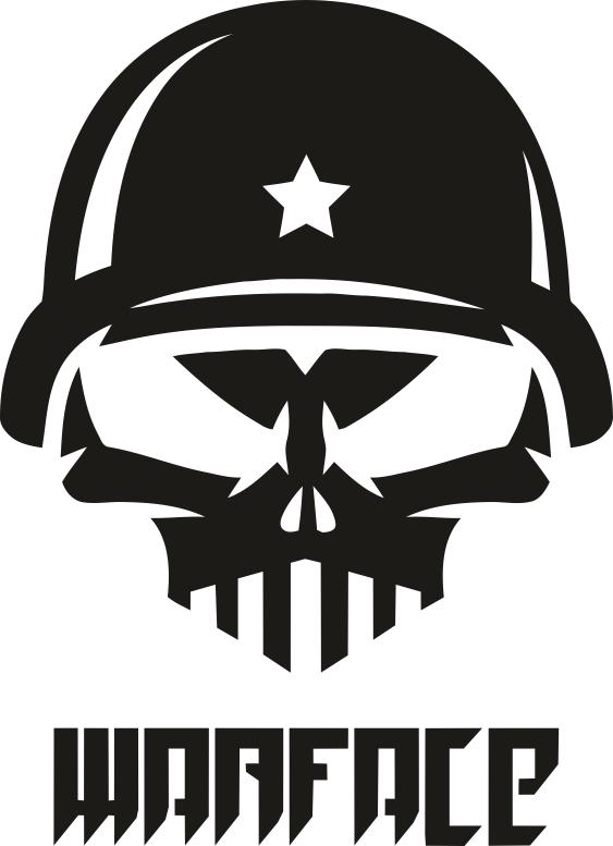 Warface Dj Logo Vector CDR File