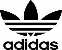 Adidas Logo cdr