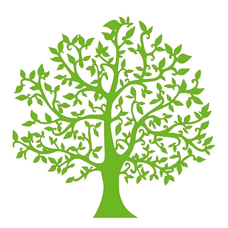 Tree 2 Free Vector