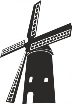 Windmill CDR File