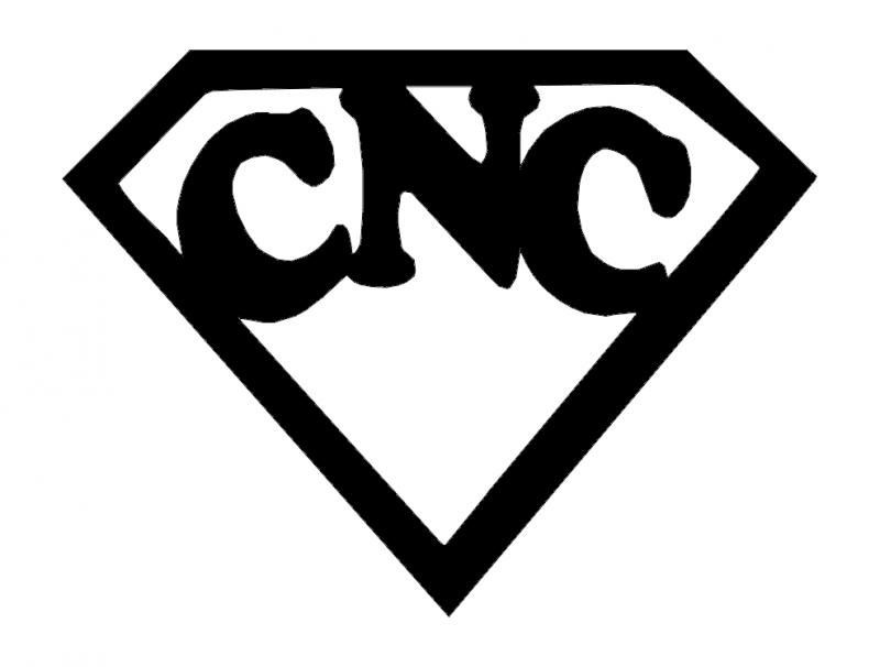 CNC dxf File