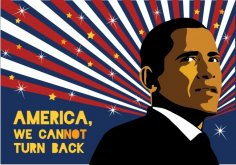 Obama Poster Free Vector