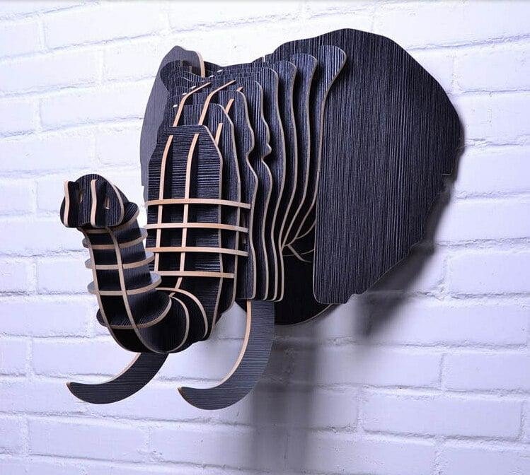 Elephant 3D Puzzle