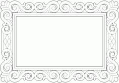 Ayna 003 DXF File