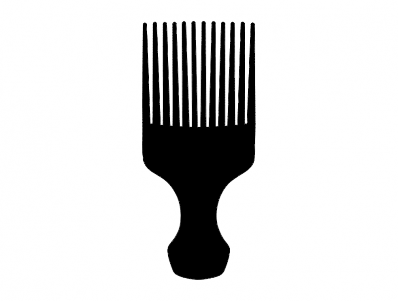 Hairpick dxf File