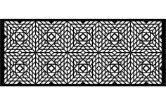 Piramit Seperator dxf File
