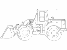 Digger dxf File