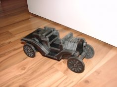 Ford T 6mm dxf File