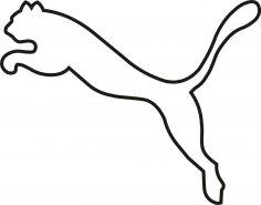 Puma Free Vector