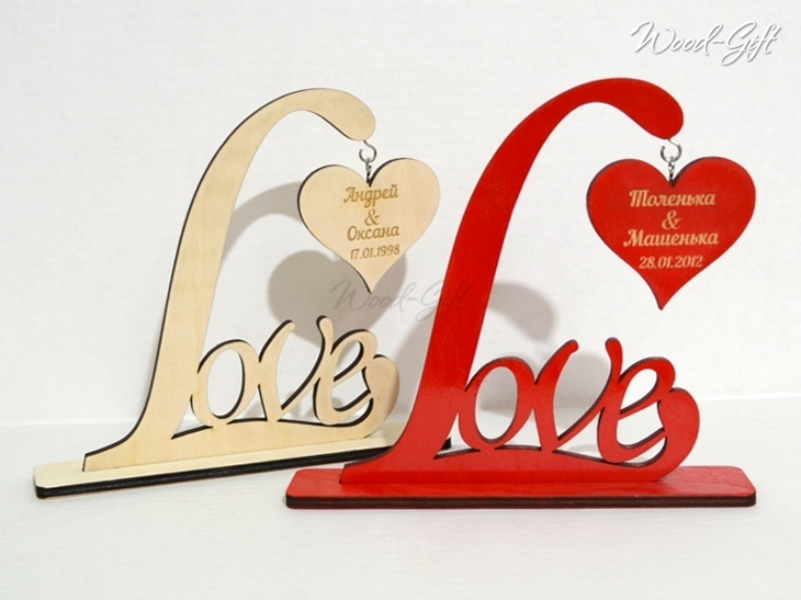 Laser Cut Love Heart Stand Template Free Vector