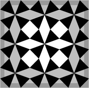 Seamless Arabesque Design Free Vector