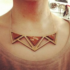 Laser Cut Jewelry Necklace Pendants 3mm Free Vector