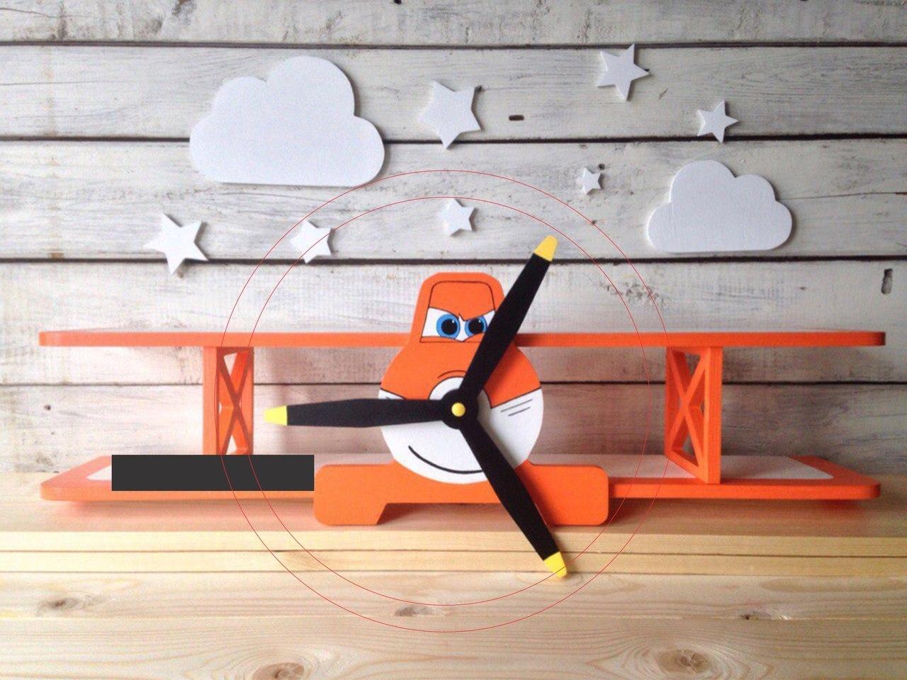 Airplane Shape Shelf Laser Cut Free Vector