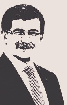 Ahmet Davutoglu Free Vector