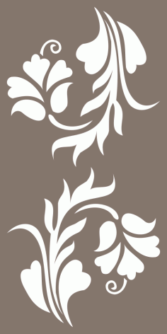Decorative Panels Pattern Vector Free Vector