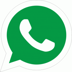 WhatsApp Logo Free Vector