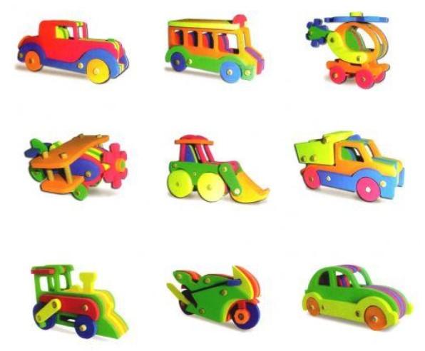 Wooden Toys Plans PDF File