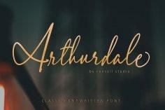 Arthurdal Font