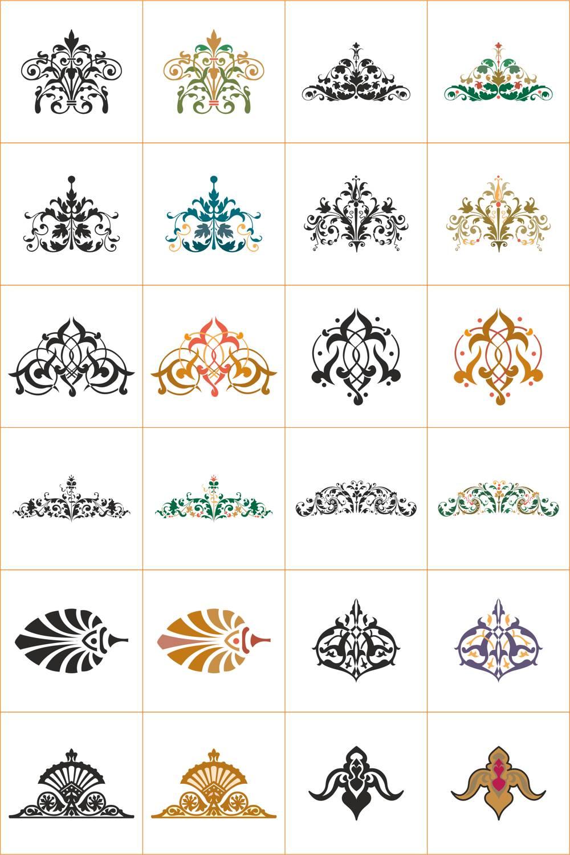 Swirl Vector Patterns Coreldraw Free Vector