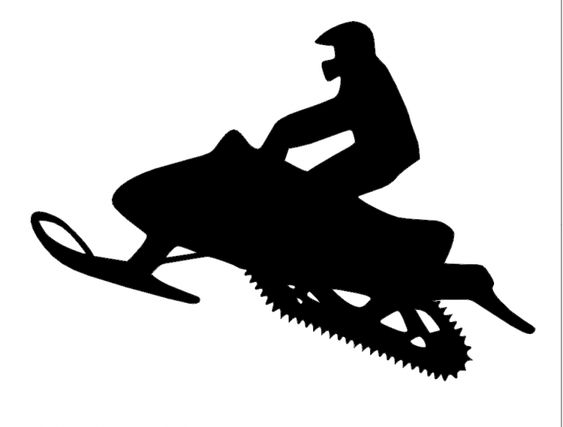Snowmobile Dxf File Free Download 3axis Co