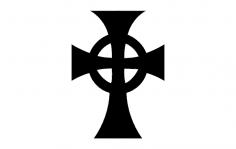 Cross dxf File
