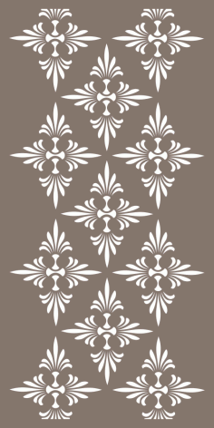 Indoor Privacy Screens Pattern Vector Free Vector