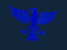Eagle stl file