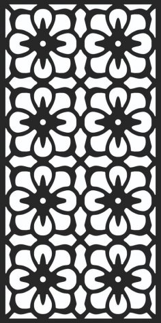 Laser Cut Room Divider (843) Files Free Download - 3axis co
