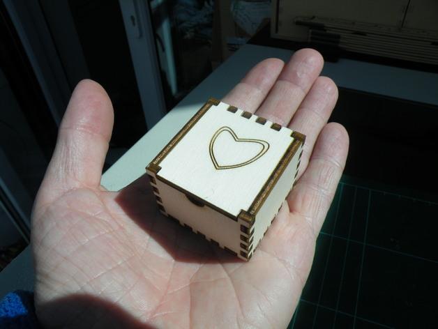 Ringbox DXF File