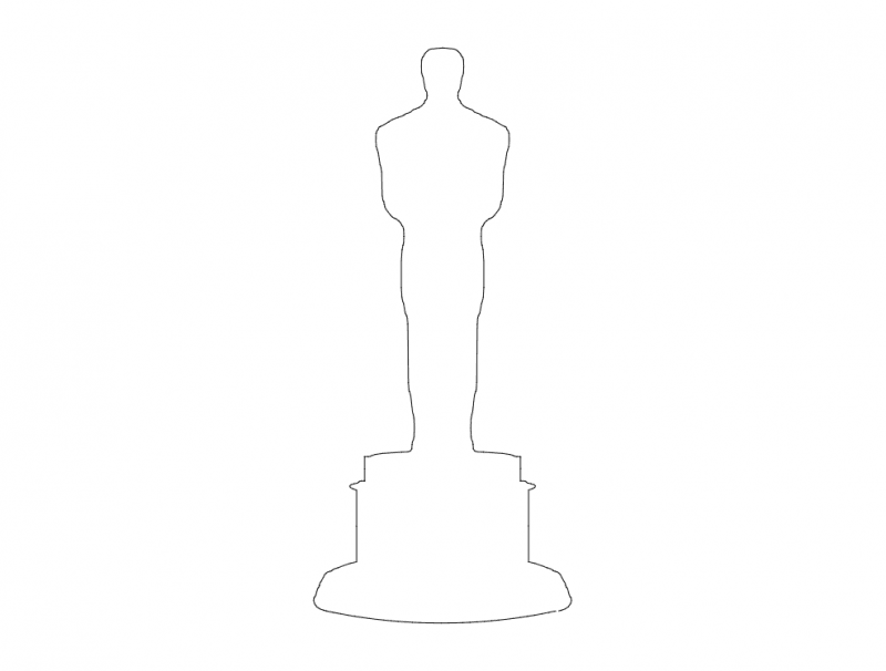 Oscar 1 dxf File