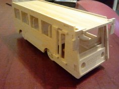 Bus dxf File