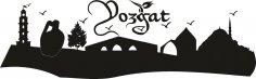 yozgat silhouette CDR File