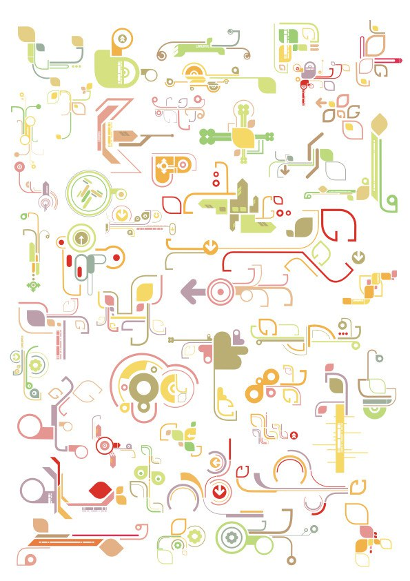 Infografic Decor