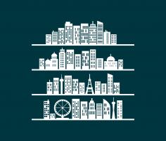City dxf File