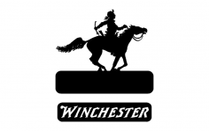Winchester 3d dxf File