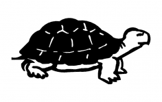 Turtle dxf File