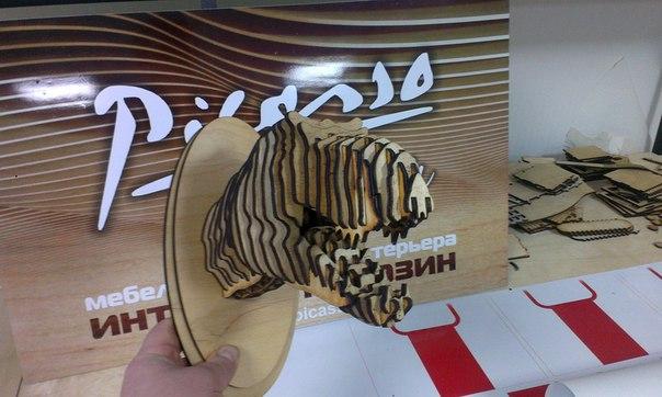 Tirex 3D Puzzle