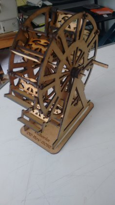 Ferris wheel 3D Puzzle
