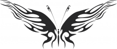 Butterfly Vector CDR File