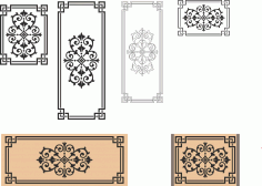 Vector Ornaments Free Vector