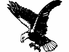 Eagle (5) dxf File