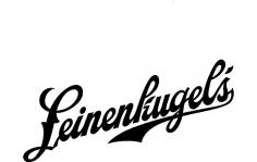 Leinenkugel logo dxf File