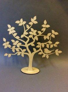 Decoration Tree Stand Laser Cut PDF File