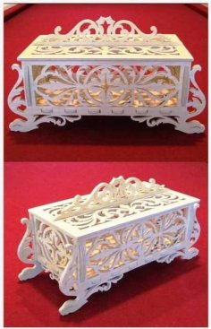 Large Jewelry Box PDF File
